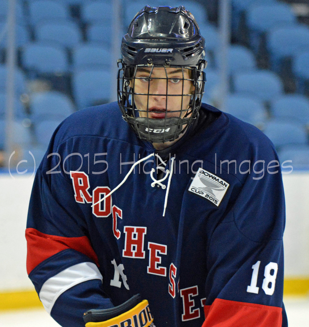 Mitchell Culver (Image Courtesy of Dan Hickling)