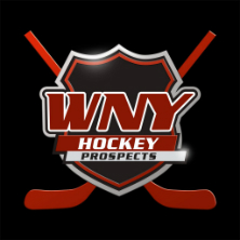 WNY Hockey Prospects Logo Red Sticks Banner Small 222 x 222